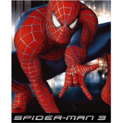 Plaid polaire Spiderman