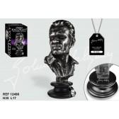Busto de Johnny Hallyday