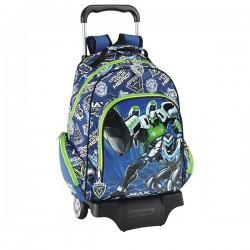 Max 43 CM high-end Steel wheeled travelbag