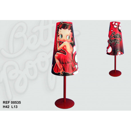 Lamp Betty Boop Robe of evening