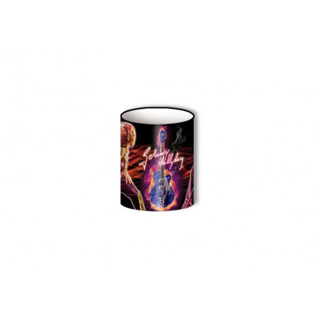 Pot potlood Johnny Hallyday model 3