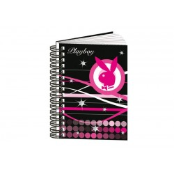 Cuaderno A6 Playboy discoteca