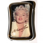 Marilyn Monroe yellow metal lighter