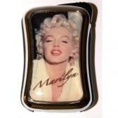 Metallo di Marilyn Monroe giallo leggero
