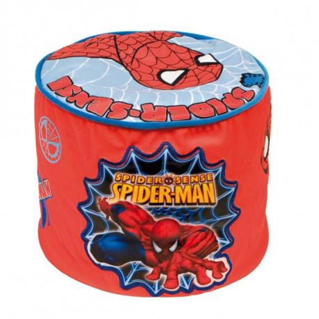 Puf de jardín Spiderman 35 CM