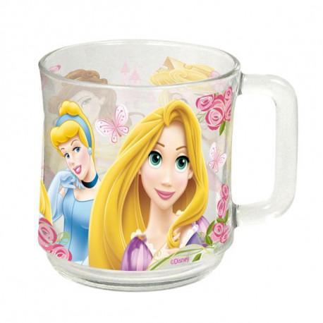 Glass cup Princess