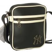 NY Yankees 20 CM zwarte tas stijl leder