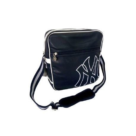 Bag New York Yankees Navy 33 CM Style leather