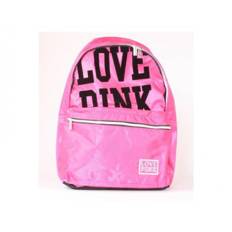 Backpack Love Pink Rose 43 CM Terminal
