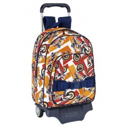 Repsol Honda 43 CM high - school bag trolley bag