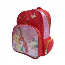 Backpack Princess mother 30 CM Red