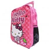 Carretilla Hello Kitty 42 CM carretilla Rose - bolso de la taleguilla
