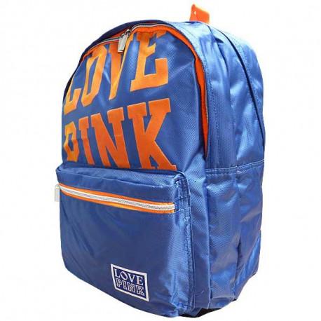 Backpack Love Pink Blue 43 CM