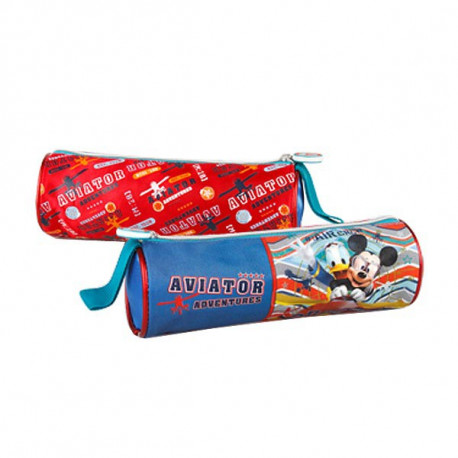 Trousse ronde Mickey 21 CM