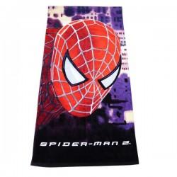 Spiderman blad badhanddoek