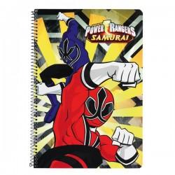 Características A4 Power Rangers Samurai