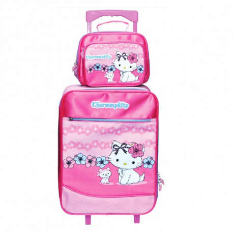 Valise Charmmy Kitty + trousse