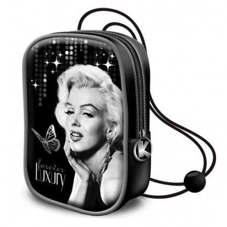 Zakje Tote alle Marilyn Monroe Forever luxe