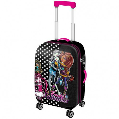 valise monster high fabulous