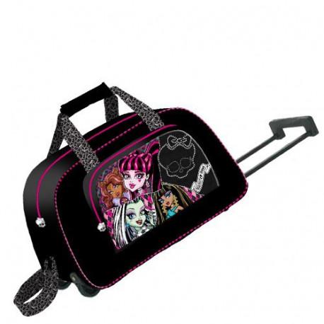 Reisetasche Monster High Skull