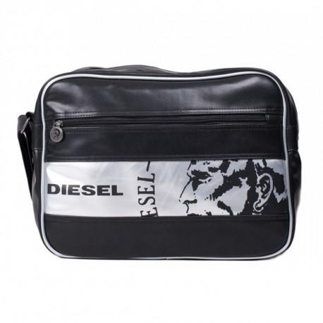 Tas Zie Diesel zwarte legende 37 CM hoog