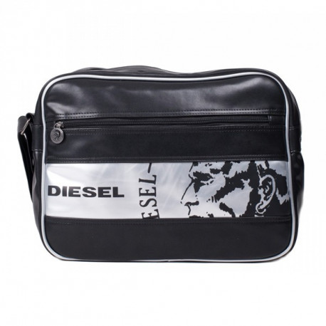 Ver bolso Diesel negro leyenda 37 CM alto