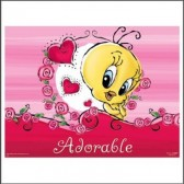 2 Tweety Adorable placemats