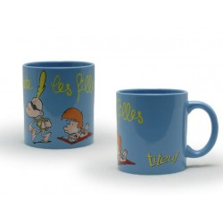 "Mug Titeuf ""girls"""