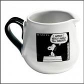 Crémier Snoopy BD Noir & Blanc