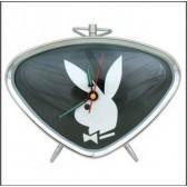 Despertador de metal de Playboy