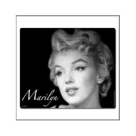 Tappetino per mouse leggenda di Marilyn Monroe
