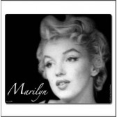 Tapis de souris Marilyn Monroe Legend