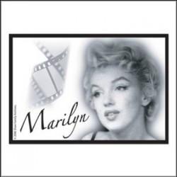 Magnet-Metall Marilyn Legende