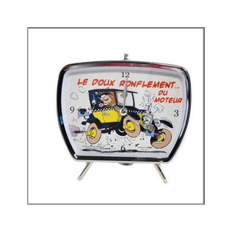 Alarma de coche de Gaston Lagaffe