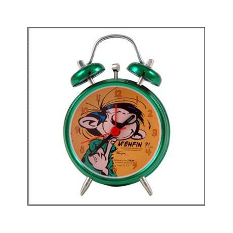 Alarm clock Gaston Lagaffe 12 CM