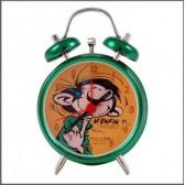 Reloj despertador Gaston Lagaffe 12 CM