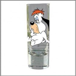 Mini glas Droopy