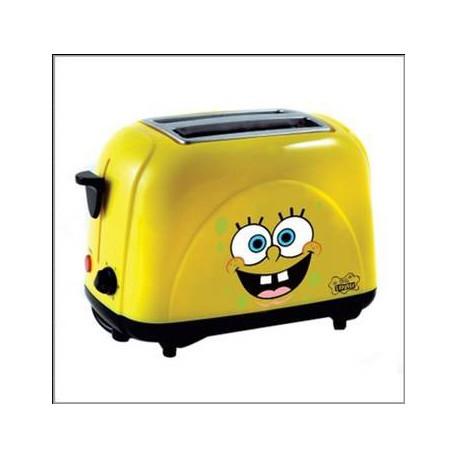 Bob esponja de tostadora