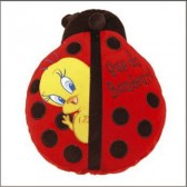 Coussin Titi Coccinelle