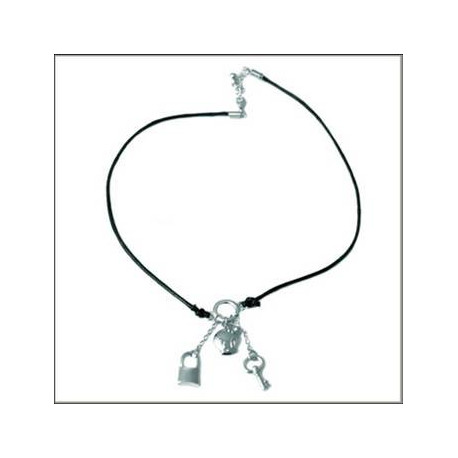 Collier Titi Chrome