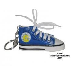 Porte clés Titi basket Bleu