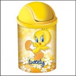 Mini mandje Titi Forever geel
