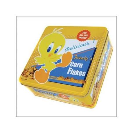 Box-Quadrat Titi-Frühstück