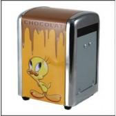 Distributeur papier Titi Chocolat