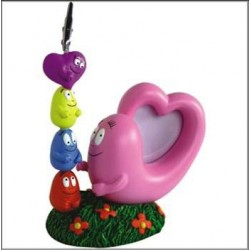 Porte photo Barbapapa