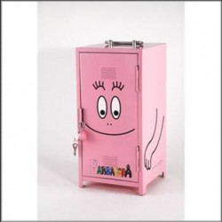 Locker metaal Barbapapa 20 CD