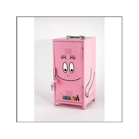 Locker metal Barbapapa 20 CD