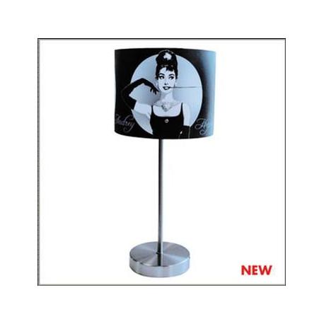 Lampe-Audrey Hepburn-schwarz