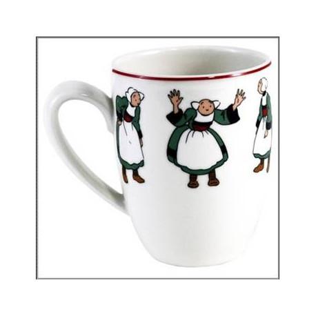 Mug Becassine