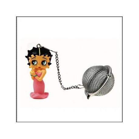 Filtre à Thé 3D Betty Boop